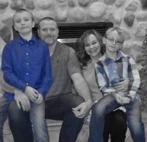Tammy, Dean, Connor & Alex